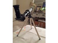Telescope Young Scientist for star gazing & bird watching. With 12 Tripod 40X