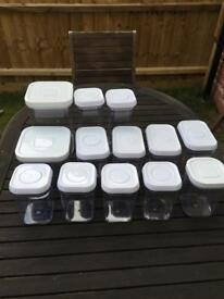 Oxo good grips containers