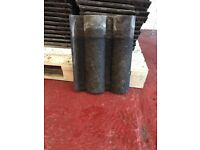 500 Marley Bold Roll Reclaimed Roof Tiles - Old English
