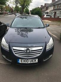 For Sale Vauxhall insignia 2.0L 2010 model