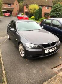 Bmw 320D salon