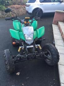 250cc Bashan quad bike