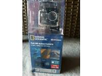 National Geographic Full HD ACTION CAMERA
