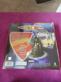 dr who game