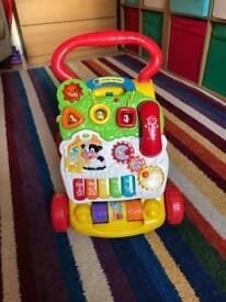 VTEC first steps baby walker