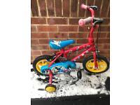 Child's Micky mouse bike