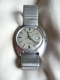 VINTAGE TIMEX AUTOMATIC - GREAT BRITAIN