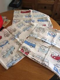 Campervan cushions covers x3