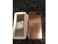 Ted Baker iPhone 7/6/6s rose gold phone case