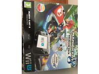 Nintendo Wii U with 4 games and pro controller