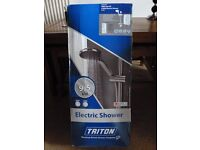 Brand New in box -Triton T80Z Fast-Fit Electric Shower