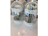 Wedding decoration bird cages