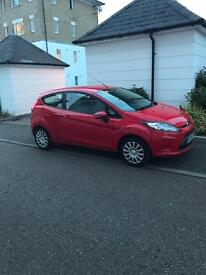 Ford Fiesta style + 1.25