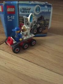 Lego 3365 space buggy