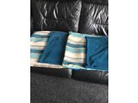 4x cushion covers