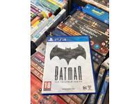 Batman telltale PS4 game