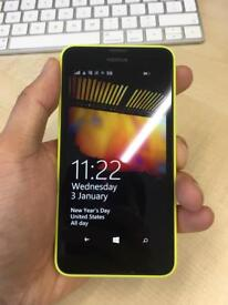 Nokia Lumia 630 smartphone 3G dual SIM-free windows 4.5-inch perfect conduction