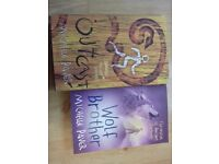 Wolf Brother books - Michelle Paver - - Chatham - Ideal for Christmas