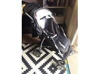 Graco car seat and buggy