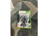 xbox 360/xbox one assassins creed rogue