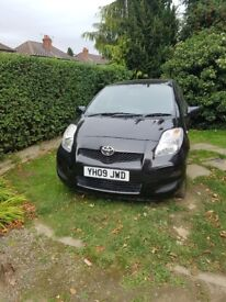 Toyota Yaris Ideal FIRST CAR Low MILLAGE