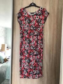 Lovely mothercare maternity dress size 10