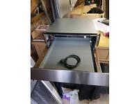 New AEG Warming drawer KD91404M Showroom model 600x150mm