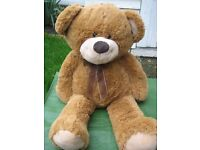 Brand New Cuddles Time Large Teddy Bear