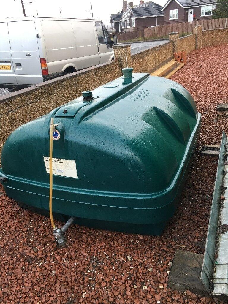 balmoral heating oil tank | in Hamilton, South Lanarkshire | Gumtree