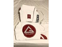 As NEW Gracie Barra BJJ Gi / Kimono