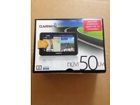 """Garmin Drive Smart 50LM 4"""" Sat Nav with Free Life Time updates UK & the whole of Europe Mapping"""