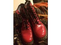 Doc martins size 6 (offers)