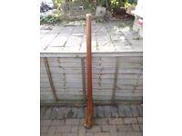 Bell end didgeridoo