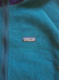 Vintage Patagonia Fleece Gilet LARGE
