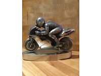 For Sale Ducati sculpture solid metal very detailed