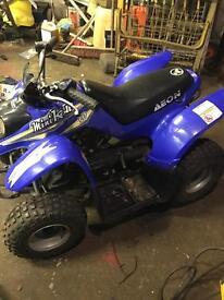 Cobra 50cc quad