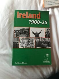 IRELAND 1900-25 BY RUSSELL REES FOR SALE(CCEA)