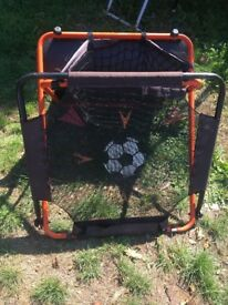 Urban flick soccer skills trainer