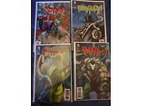 DC Comics Batman new 52 complete Snyder run #0-52