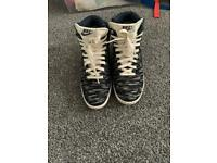 Ladies Nike Wedge Trainers Size 5.5