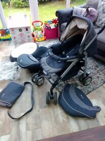 Silvercross Buggy & Car Seat Travel System