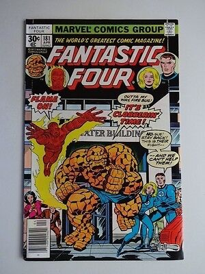 Fantastic Four #181  High Grade  VF  Annihilus  The Brute     Jack Kirby