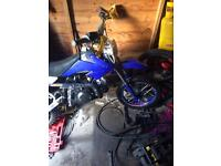 110 pit bike for sale or swap