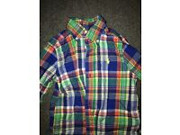 Ralph Lauren toddler boy longn sleeved shirt