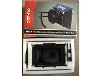 Opteka MB-X Matte Box for 15mm Rod System