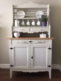 Pretty Kitchen Dresser with Storage
