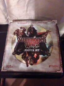 Summoner Wars Master Set - Good Condition