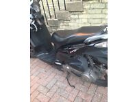 Sym 125cc good condition