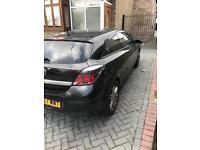 Vauxhall Astra 1.4 sport 3 door black