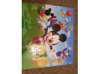32 piece Mickey mouse club house jigsaw